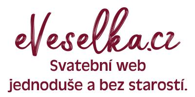 eVeselka.cz - svatební weby